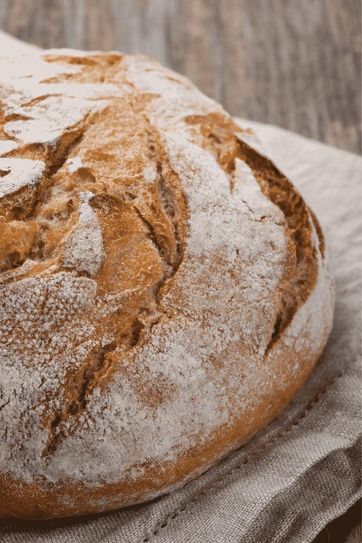 Artisan Garlic Bread