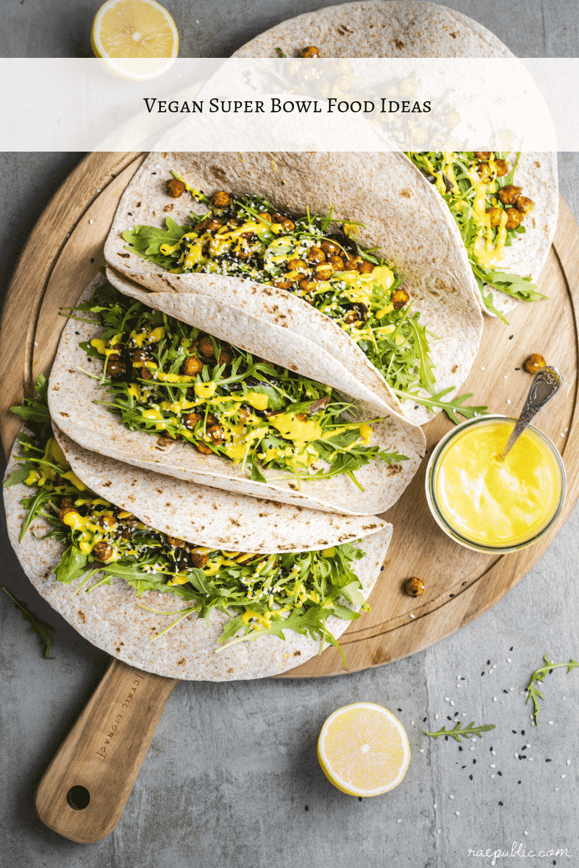 Vegan Super Bowl Food Ideas