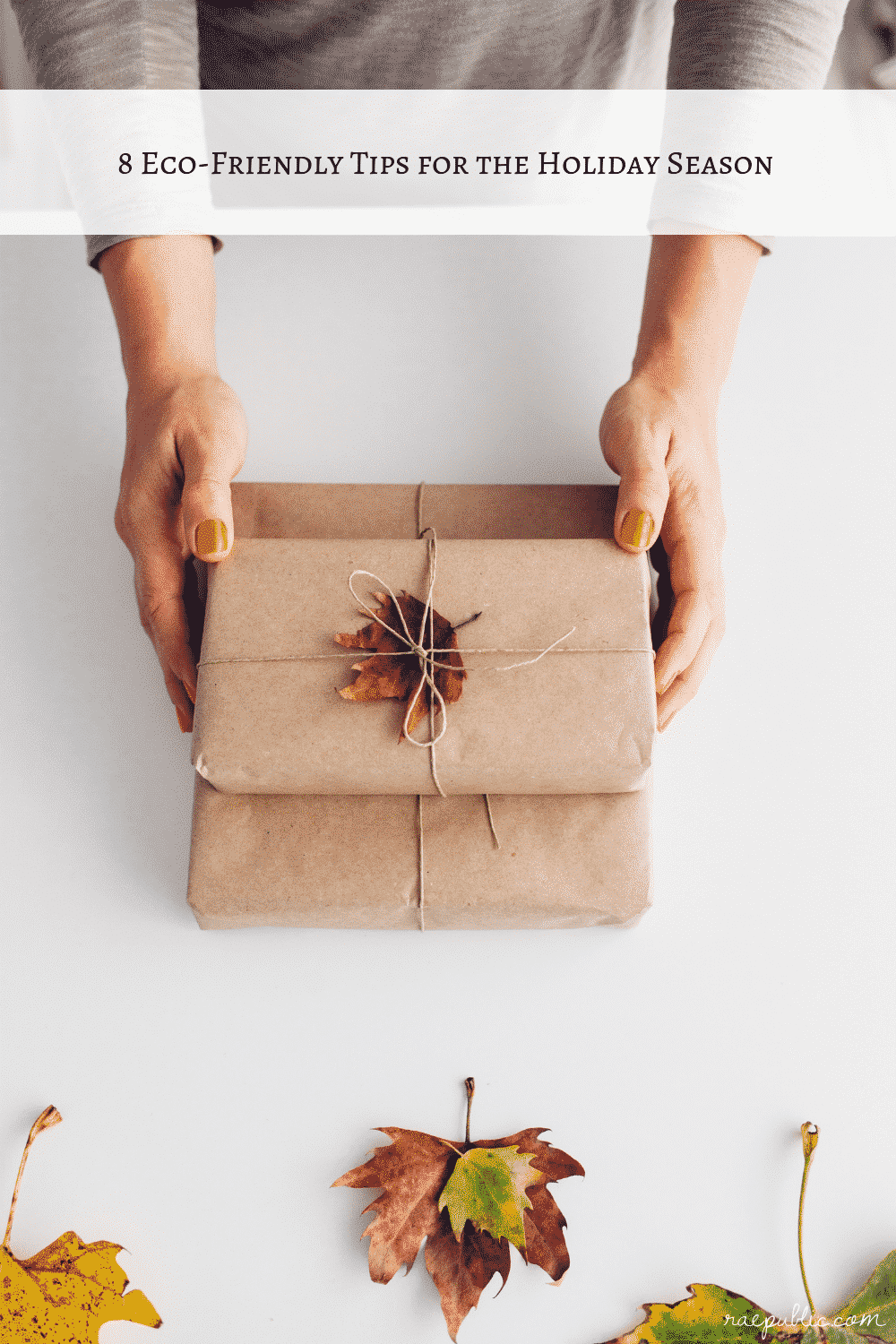 8 Eco-Friendly Tips for the Holiday Season