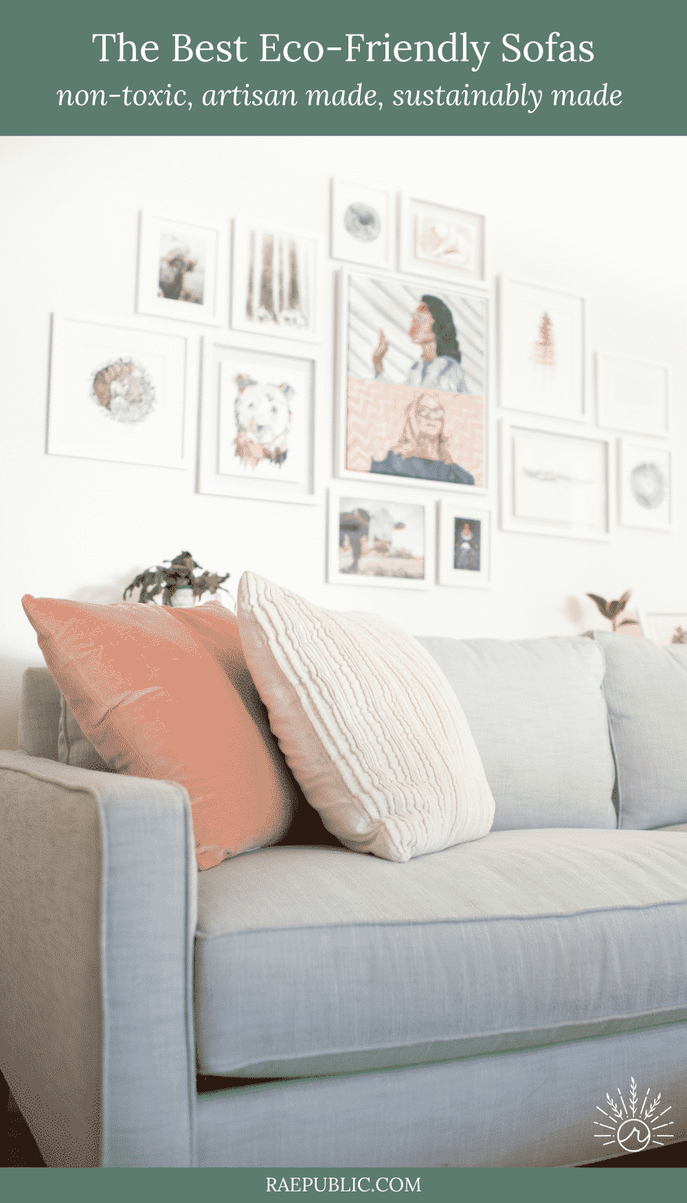 The Best Eco-Friendly Sofa