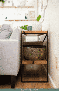 Eco-Friendly Living Room Makeover