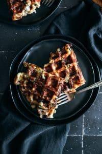 Vegan Potato Waffles (Gluten-Free & Oil-Free)