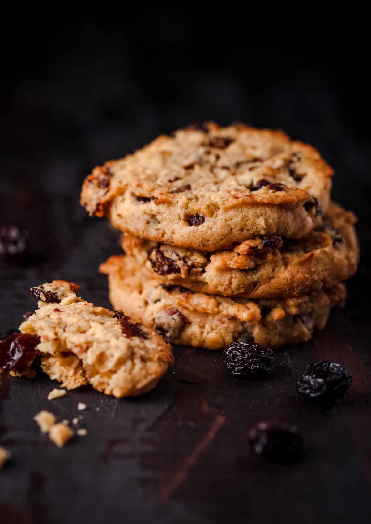 The Best Gluten-Free Oatmeal Raisin Cookies